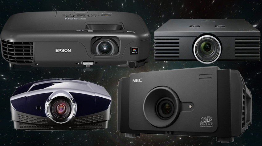 Multi Media Projectors & Displays